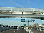 Ponte del People Mover sulla tangenziale - marzo 2017 - 01.jpg
