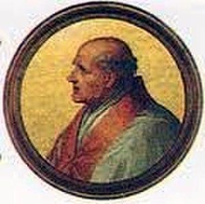 Pope Benedict VII - Image: Pope Benedict VII