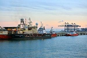 Algeciras - Port of Algeciras