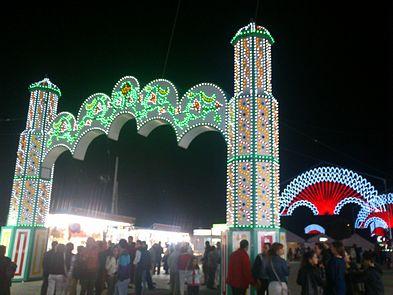 Portada de la Feria de San Miguel.