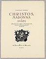 "Portfolio, Title Page, ""Ethiopie, cili Christos, Madonna a Svati, jak jsem ie videl v illuminacich starych ethiopskych kodexu"" Portfolio, 1920 (CH 18684905-2).jpg"