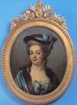 Porträt. Kvinna. Ulrika Katarina Koskull , 1759-1805 - Skoklosters slott - 65042.tif