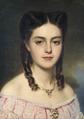 Porträtt av Wilhelmina von Hallwyl, 1865. Målat av Édouard Boutibonne - Hallwylska museet - 55911.tif