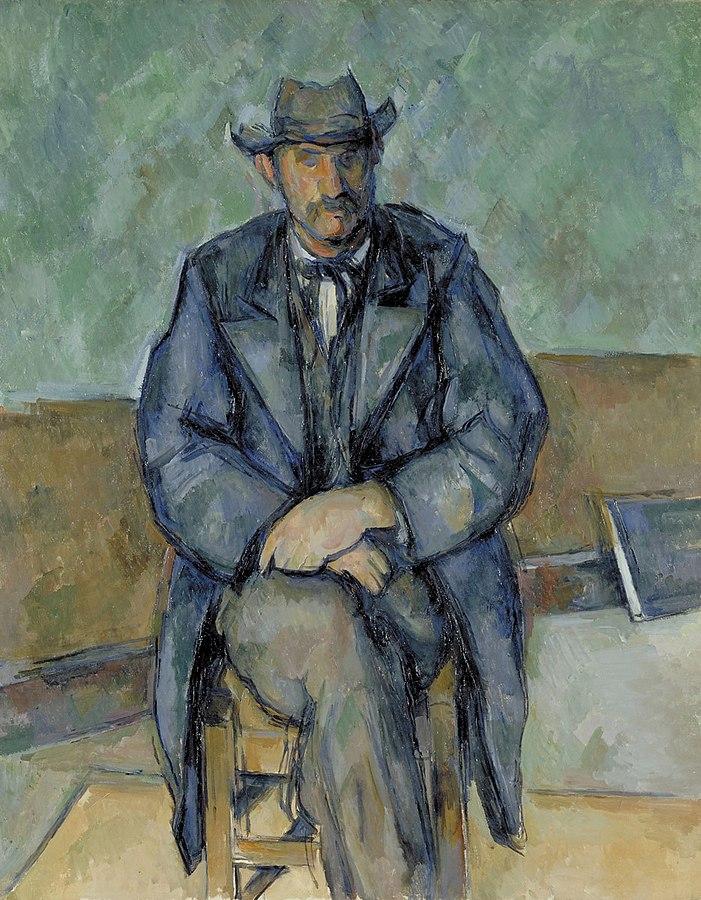 Portrait de paysan (Portrait of a Peasant)