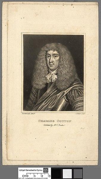 File:Portrait of Charles Cotton (4669709).jpg