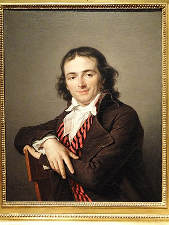 Missão Artística Francesa - Joachim Lebreton, by  Adélaïde Labille-Guiard.