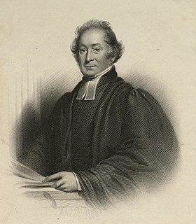 Thomas Raffles English congregationalist minister