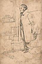 T. Crofton Croker, author of 'the Irish fairy legends'