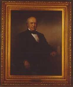 Portrait of Thomas Ewing