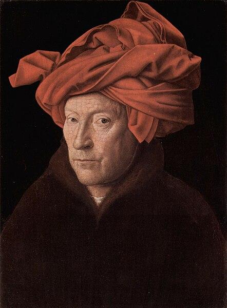 File:Portrait of a Man in a Turban (Jan van Eyck).jpg