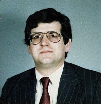 Kenneth Duberstein - Ken Duberstein, 1983