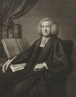 Samuel Chandler British minister