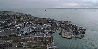 Portsmouth Point - Image: Portsmouth MMB 65