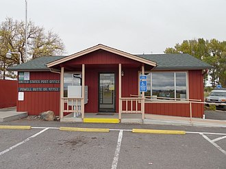 Powell Butte, Oregon - Powell Butte post office