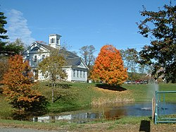 Bernardston, Massachusetts.