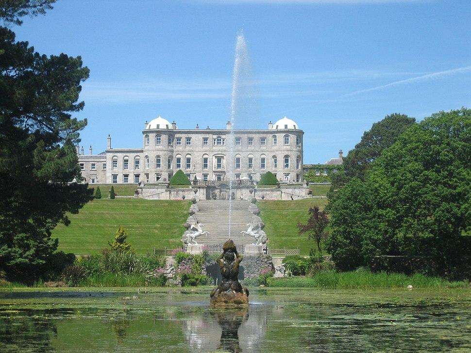 Powerscourt Fountain