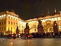 Pražský hrad, vstup při předávání vyznamenání.jpg