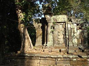 Preah Pithu - Image: Preah Pithu 29