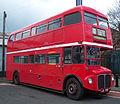Preserved London Central Routemaster bus RML2551 (JJD 551D), 2012 Teeside Running Day (2).jpg