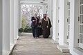 President Donald Trump & Deputy Crown Prince Mohammed bin Salman bin Abdulaziz Al Saud, March 14, 2017.jpg