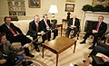 President George W. Bush Meets with CEOs of U.S. Automobile Manufacturers.jpg