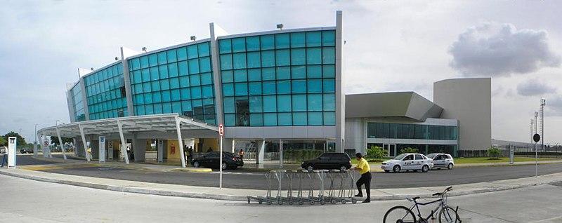Ficheiro:Presidente Castro Pinto International Airport.jpg