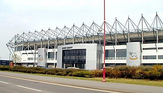 Pride Park Stadium football stadium