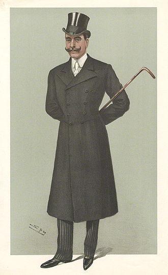 Prince Francis of Teck - Image: Prince Francis of Teck, Vanity Fair, 1902 07 17