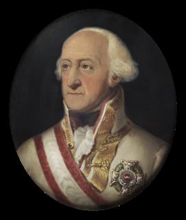Prince Josias of Saxe-Coburg-Saalfeld austrian general