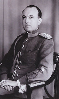 Prince Paul of Yugoslavia Regent of the Kingdom of Yugoslavia