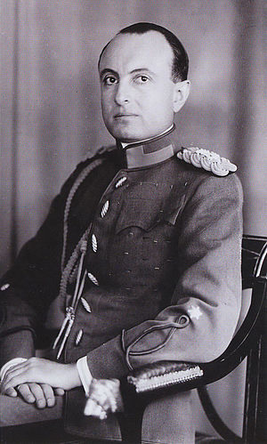 Prince Paul of Yugoslavia - Prince Paul of Yugoslavia in 1935