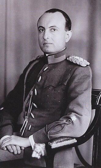 Prince Paul of Yugoslavia - Prince Paul of Yugoslavia in 1935