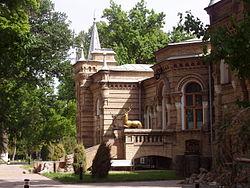 Prince Romanov Palace