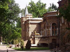 Tashkent, the capital of Uzbekistan.