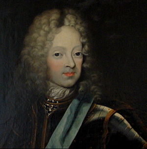 Prince William of Denmark - Image: Prins Vilhelm (1687 1705)