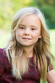 Princess Ariane of the Netherlands Dutch princess, daughter of Máxima Zorreguieta and Willem-Alexander