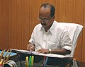 Prof. K.V. Thomas assuming the charge of the office as the Minister of State for Agriculture, Consumer Affairs, Food and Public Distribution, in New Delhi on June 01, 2009.jpg
