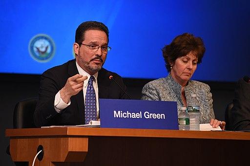 Professor Michael J. Green