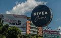Propaganda crema Nivea en Caracas.jpg