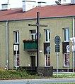 Przydrożny krzyż krakowska 255 warszawa.JPG
