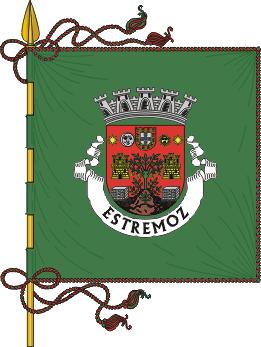 Flag of Estremoz