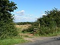Public Footpath to Grey Lodge Wood - geograph.org.uk - 514024.jpg
