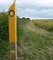 Public footpath to Wymeswold - geograph.org.uk - 882995.jpg