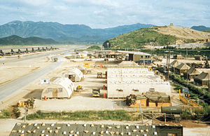 Pusan East (K-9) Air Base - Image: Pusan East (K 9) Air Base