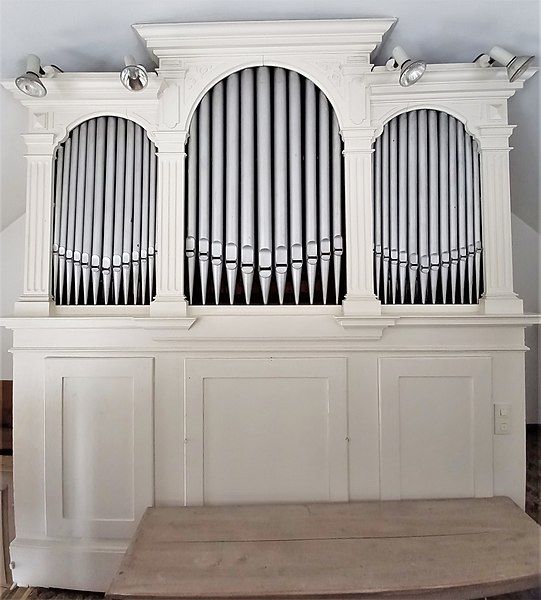 Datei:Putzbrunn, Alt St. Stephan Orgel (3).jpg