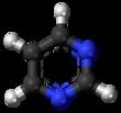 Pyrimidine molecule