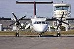 QantasLink (VH-SBT) de Havilland Canada DHC-8-315Q at Wagga Wagga Airport 1.jpg