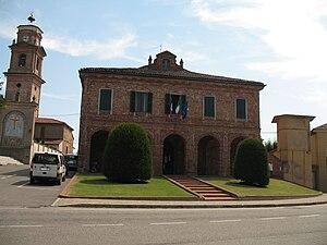 Quargnento - Town Hall.