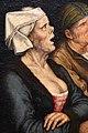 Quentin metsys (scuola), il matrimonio diseguale, 1525-30 ca. 02.JPG