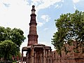 Qutub complex with pillared walkway..jpg